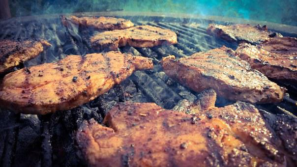 Grill, Meat, Summer, Delicious, Eat, Barbecue, Grilled