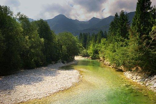 Slovenia, Triglavski Narodni Park, Landscape, Mountain