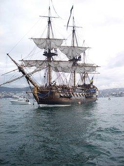 Volvo Ocean Race, Vigo, Swedish Boat