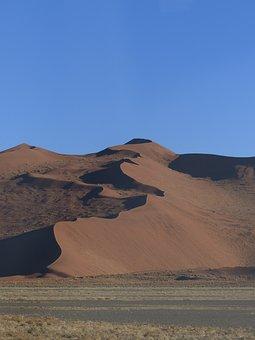 Desert, Sussusvlie, Dunes, Comb