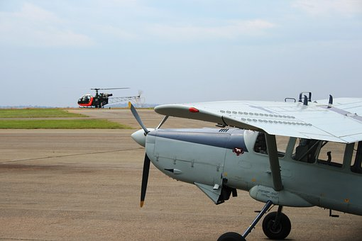 Aermacchi Bosbok, Reconnaiscance Aircraft, Airfield