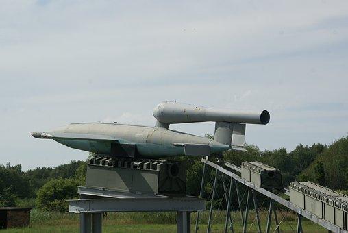 Rocket, V1, World War, Wernher Of Brown, War
