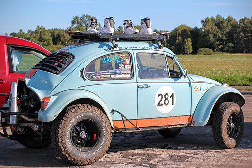 Auto, Beetle, Volkswagen Vw, Vehicle, Oldtimer, Classic