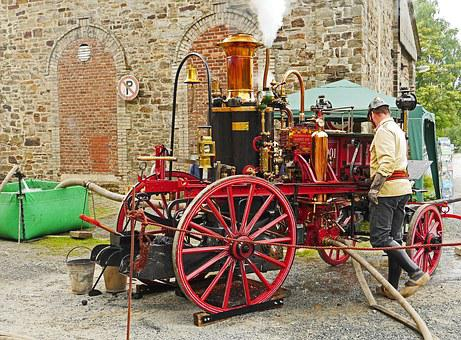 Fire, Fire Syringe, Steam Boilers, Historically