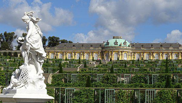 Germany, Potsdam, Historically, Tourist Attraction