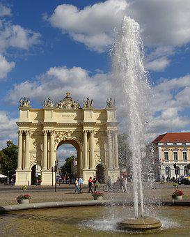 Germany, Potsdam, Tourist Attraction