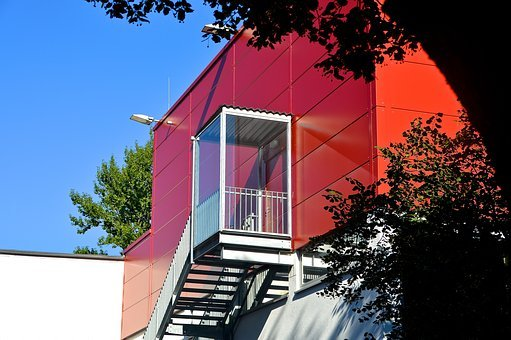 Site, Office, Planning, Kempten, Construction Workers