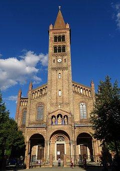 Germany, Potsdam, Building, Tourist Attraction