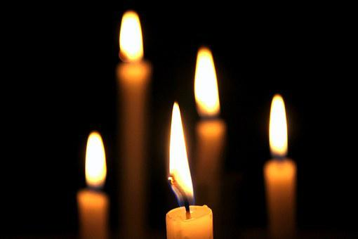 Candles, Flame, Lighting, Fire, Paraffin