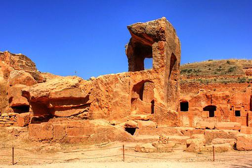 Turkey, Mardin, Antikkent, Tare, Historical City