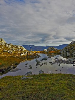 Mofjellet, Brønnøysund, Norway, Nature, Mountain