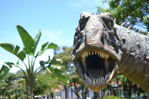 Dinosaurs, Uberaba, Peirópolis, Nature, Natural History