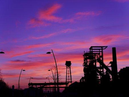 Sun Fairy Rank, Industry, Hoesch, Dortmund, Phoenix