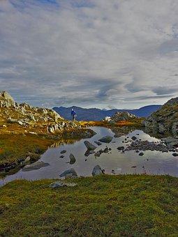 Mofjellet, Brønnøysund, Norway, Nature, Mountain