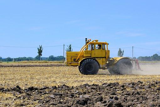 Tractor, Agricultural Machine, Tractors, Tug