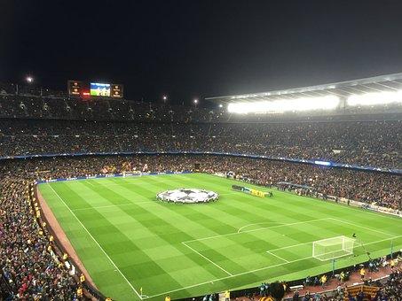 Fc Barcelona, Atletico Madrid, Champions League