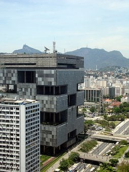 Avenida Chile, Rio De Janeiro, City