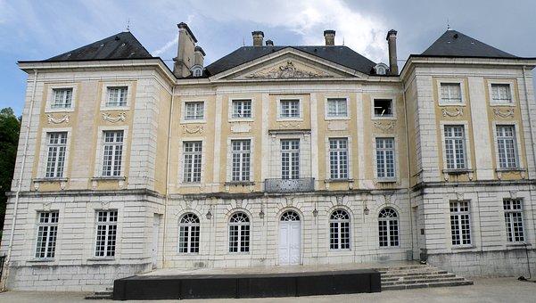 Belley, Palais épiscopal, Palace, Historic, Building
