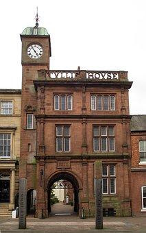 Tullie House, Carlisle, Museum, Cumbria, England