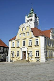 Town Hall, Verden, All, Equestrian City