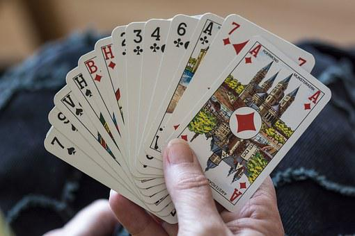 Playing Cards, Cards, Belote, Game, Play, Bridge