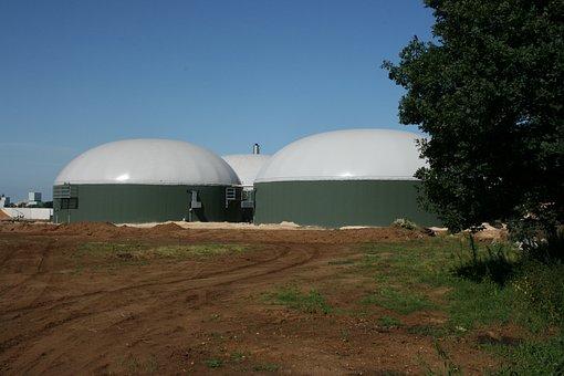 Biogas, Manure Fermentation, Manure, Cover Fermentation