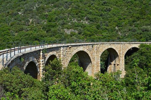 Greece, Volos, Nature, Train, Pilion