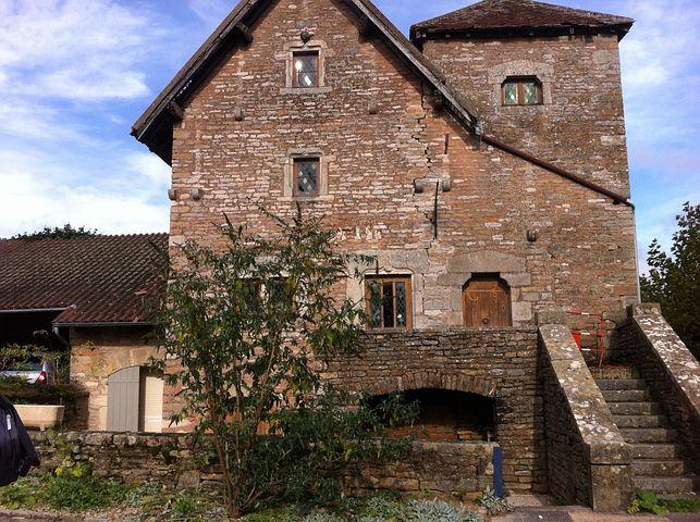 Brancion, Village, Medieval