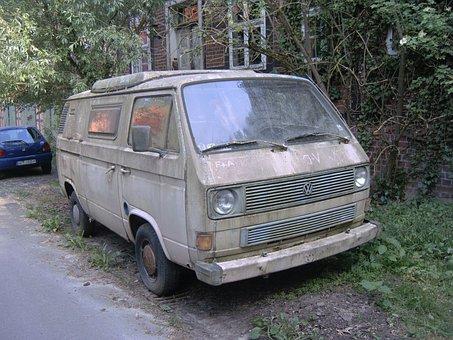 Vw Buss, Forget, Automotive, Car Vehicle