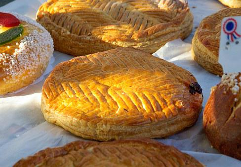 Slabs Of The Kings, Pastry, Tradition, Dessert