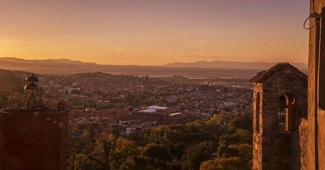 Landscapes, San Miguel De Allende, Mexico, Magic Towns