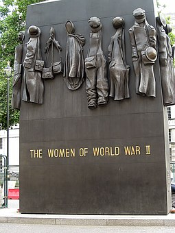 Memorial, Ladies, Other, World War, London