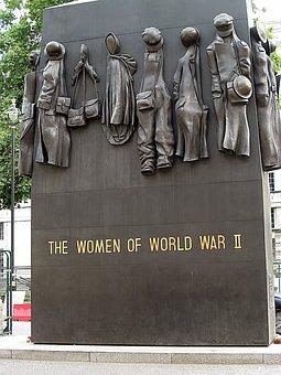 Memorial, Ladies, Other, World War, London