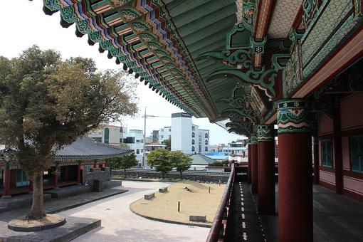 Jeju Island, Kwan Duck Jung, Jeju Woodwind Ah, Korea