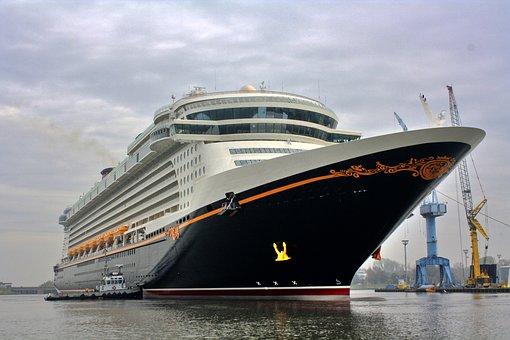 Cruise, Ship, Disney, Dream, Travel, Cruise Ship