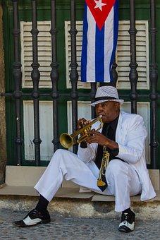 Musician, Trumpet, Music, Jazz, Sound, Performance