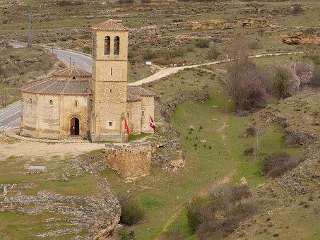 Alcazar, Monastery, Spain, Old Town, Castile