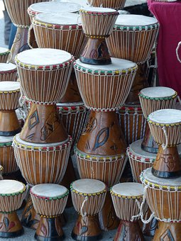 Drums, Hand Drums, Musical Instrument