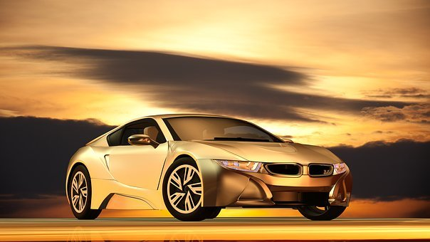 Electric Car, Sports Car, Car, Auto, Pkw, Automotive