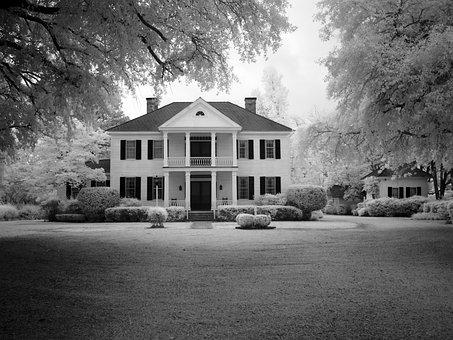 Manor House, Villa, Home, Architecture, Real Estate