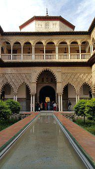 Alcázar Of Seville, Royal Alcazars Of Seville, Seville