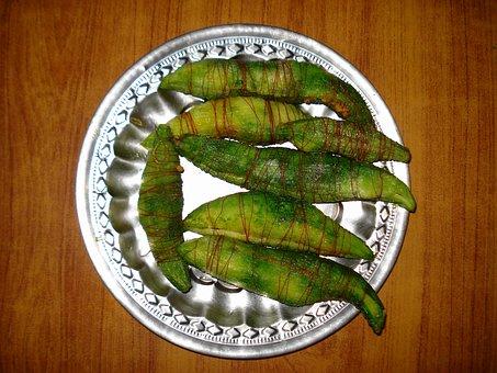 Karelay, Punjab, Cuisine, India, Pakistan, Traditiona