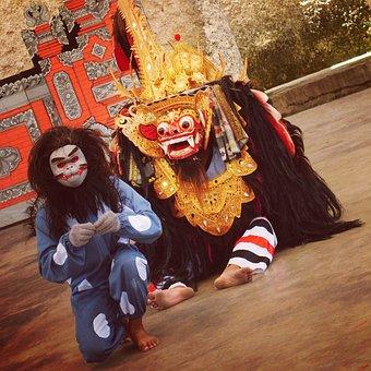Barong Dance, Bali, Culture