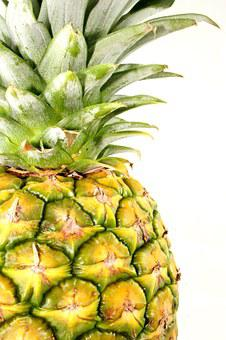 Fruit, Juices, Pineapples, Tropical Fruits