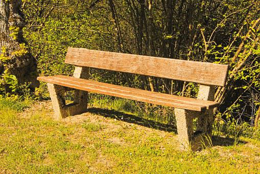 Bench, Seat, Sit, Rest, Object, Outside, Public