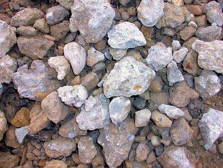 Stones, Concrete Fracture, Concrete, Desktop