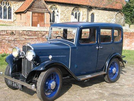 Triumph, 1932, Super 9, Car, Auto, Automobile, Classic