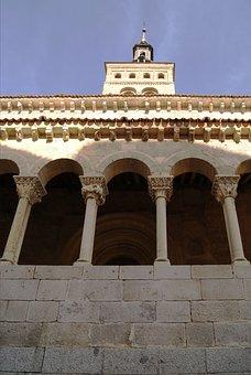 Church, Church Of San Martín, Segovia, Spain, Monument