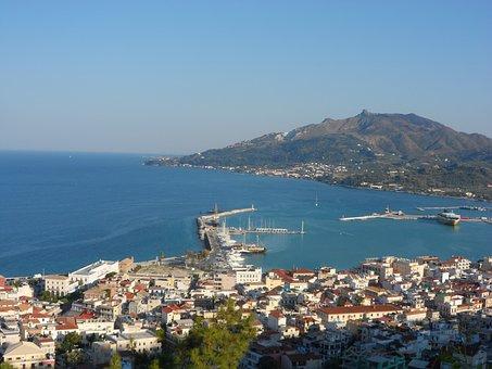 Bochali, Zakynthos, Greece, Landscape, Views, Mountains
