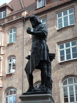 Peter Henlein, Henlein, Nuremberg, Inventor, Monument